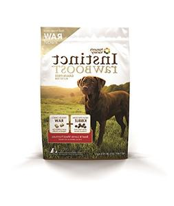 Nature's Variety Instinct Raw Boost Grain Free Beef & Lamb M