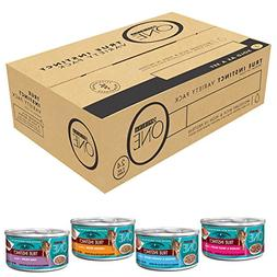 Purina One True Instinct Wet Cat Food Variety Pack -  3 Oz.