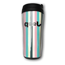 DDDi-Cup JEEP DOG PAW 3D Technology Coffee Cup Insulation Tu