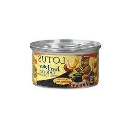 Lotus 2.5-Ounce Just Juicy Chicken Stew Grain-Free Canned Ca