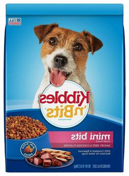 Kibbles 'n Bits Dry Dog Food Adult Small Size Breed Savory B
