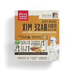Honest Kitchen The Grain Free Veggie, Nut & Seed Base Mix Re