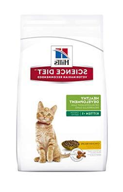 Hill'S Science Diet Kitten Food, Healthy Development Chicken