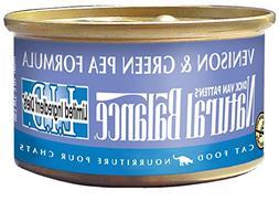 Natural Balance L.I.D. Limited Ingredient Diets Venison & Gr