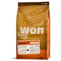 NOW! 152347 Fresh Grain Free Senior Dog Food, 12-Pound Bag