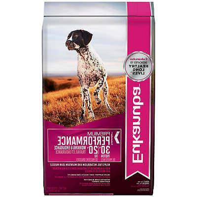 Eukanuba Premium 30/20 Dog Food Working Sporting 29