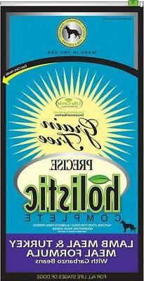 Precise 726527 Holistic Complete Grain Free Lamb/Turkey Food