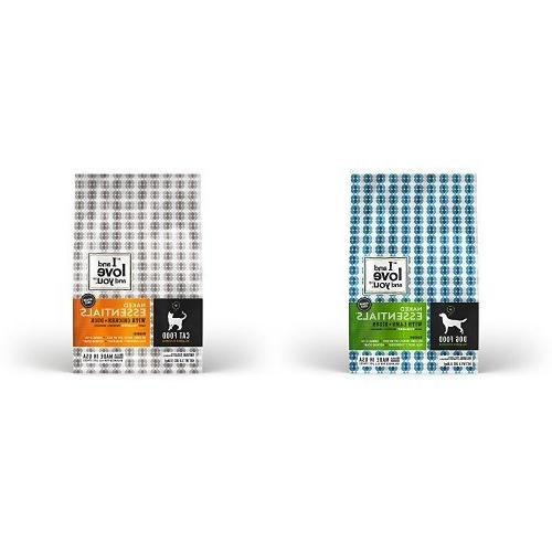 I and love and you Naked Essentials Kibble, Dog & Cat Variet