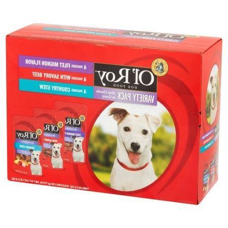 PACK - Ol' Variety Pack Mini in Wet Dog 5.3 Oz, 12