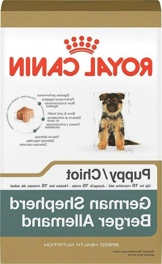 breed health nutrition german shepherd puppy dry