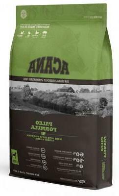Acana Heritage Paleo Formula Grain Free Dog Food