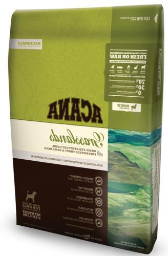 acana regionals grasslands formula grain free dog