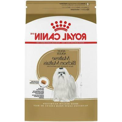 adult maltese dog food