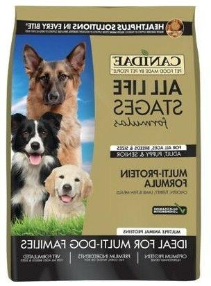 CANIDAE All Stages Multi-Protein Dog Food