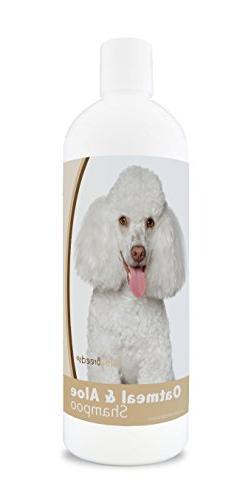 Healthy Breeds Aloe & Oatmeal Dog Shampoo Flea and Tick for