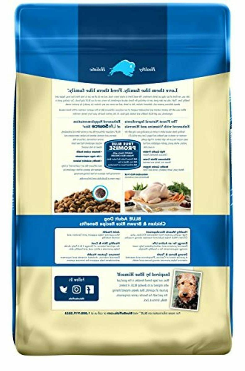 Blue Adult Dog Food with Protection