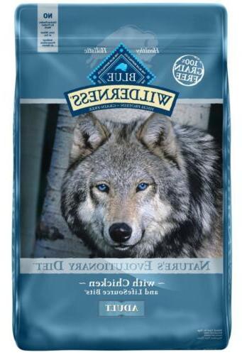 Blue Buffalo Wilderness Protein Adult