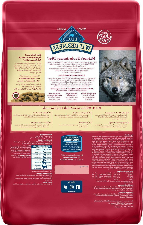 Blue Adult Recipe Dog lbs.Free Ship