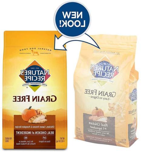 Breed Dry Dog Chicken Potato Pumpkin