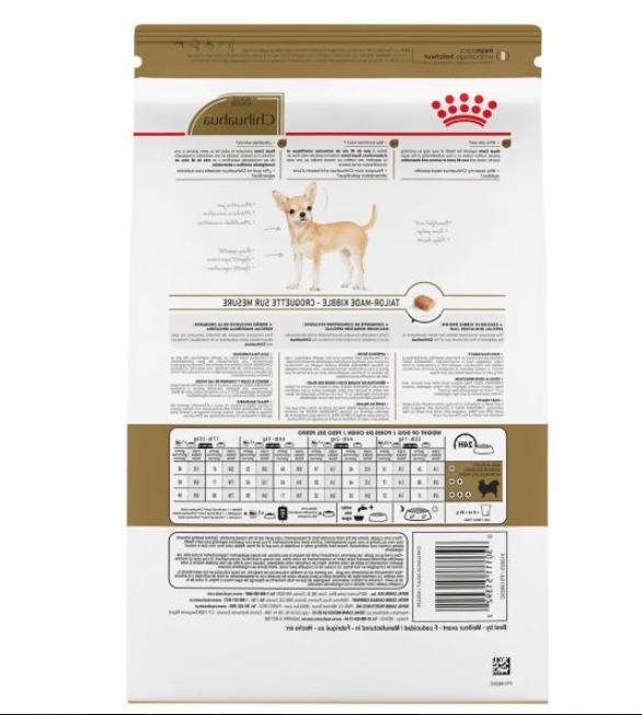 Royal Canin Nutrition Chihuahua Food, 10Ib