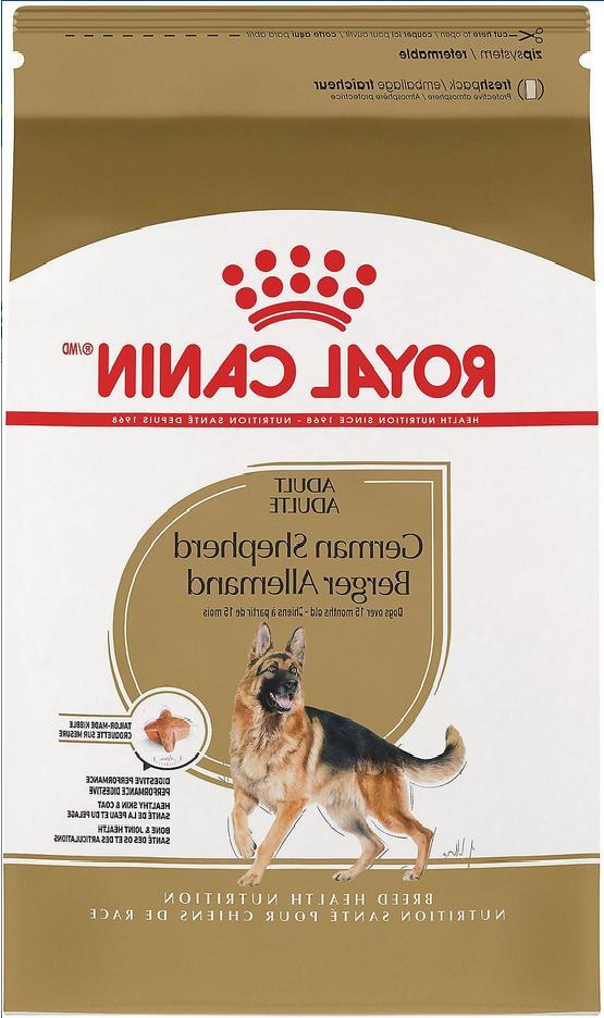 breed health nutrition german shepherd adult dry