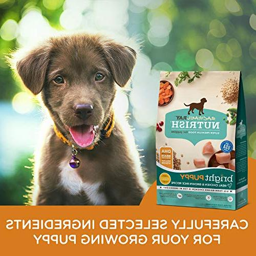 Rachael Puppy Food, Real Chicken Brown Rice 14 Lbs