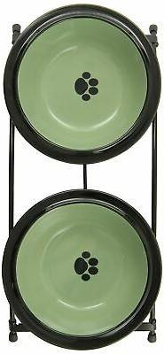 Petrageous Designs Buddy's Best Feeder, Sage