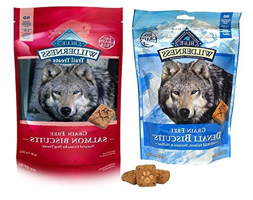 buffalo dog treat variety