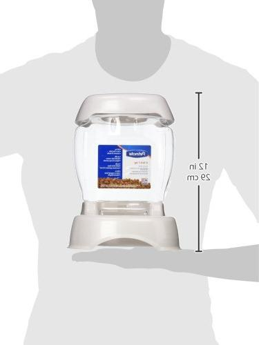 Cafe Feeder Pearl White - Size: 6