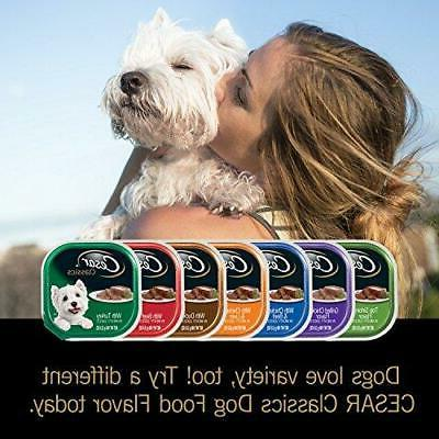 : Wet Dog Variety 3.5 Trays: Pe