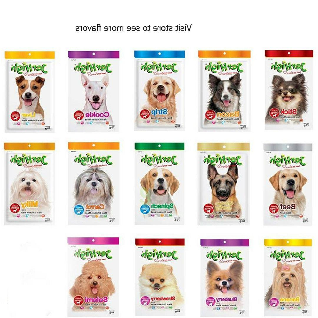 JerHigh Dog Puppy Treats Vitamin Eye 70g