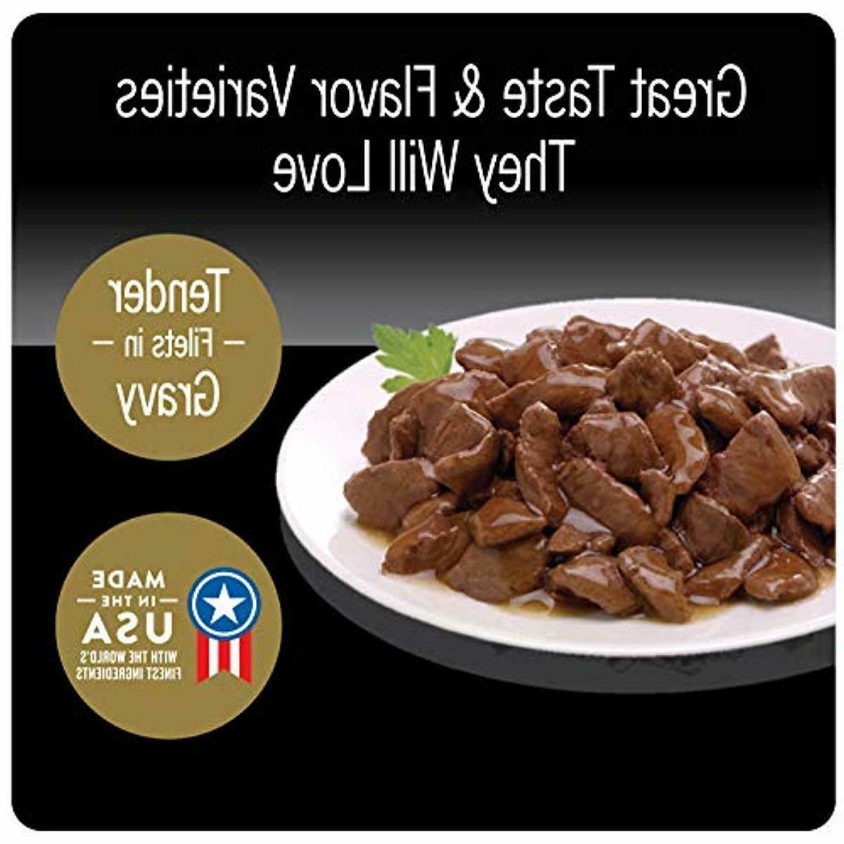 CESAR Adult Wet Food Steak Lover's Pack, oz. Trays