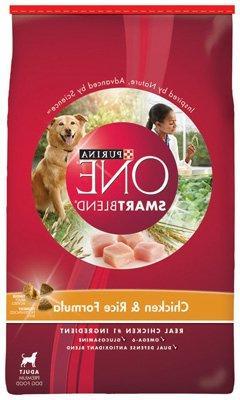 8LB Chick/Rice Dog Food