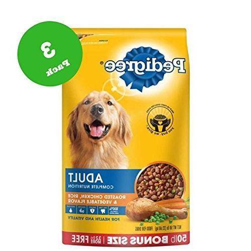 chicken flavor dry dog food