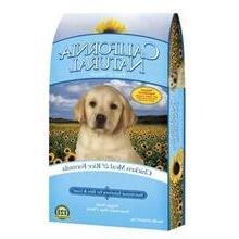 California Natural Chicken Meal & Rice Puppy Food - 26 lb ba