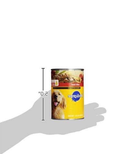 Pedigree Choice Cuts In Gravy 22 Oz. Cans