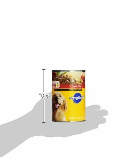 Pedigree Choice Canned Wet Dog Food, 22