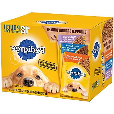 chopped ground dinner adult canned wet dog