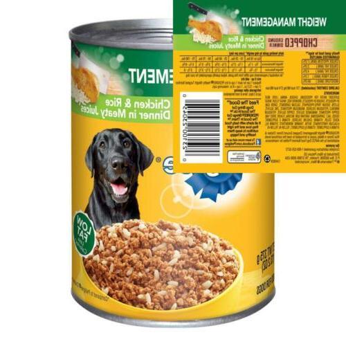 Pedigree Chopped Ground Dinner Weight Management Chicken &am