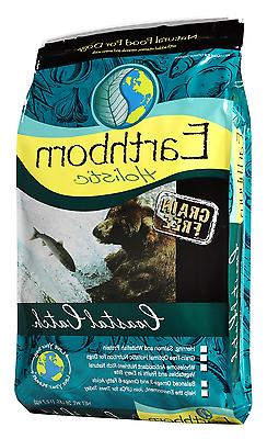 Earthborn Coastal Catch Grain Free Dry Dog Food 28-lb bag