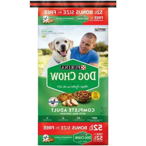 complete dry food kibble protein