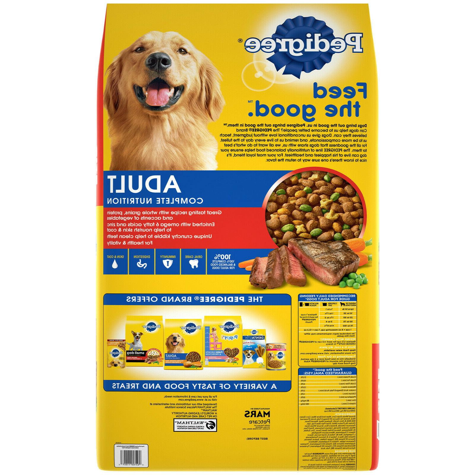 Complete Adult Dog And