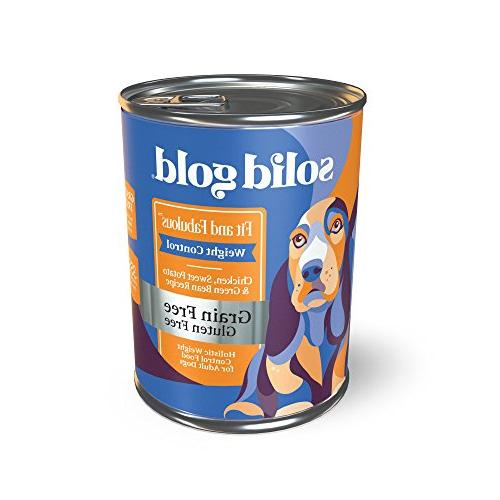 control dog food fit fabulous