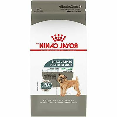 dental care dry food for small dogs