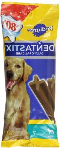 Pedigree Dentastix Original Large Treats For Dogs - 6.07 Oz.