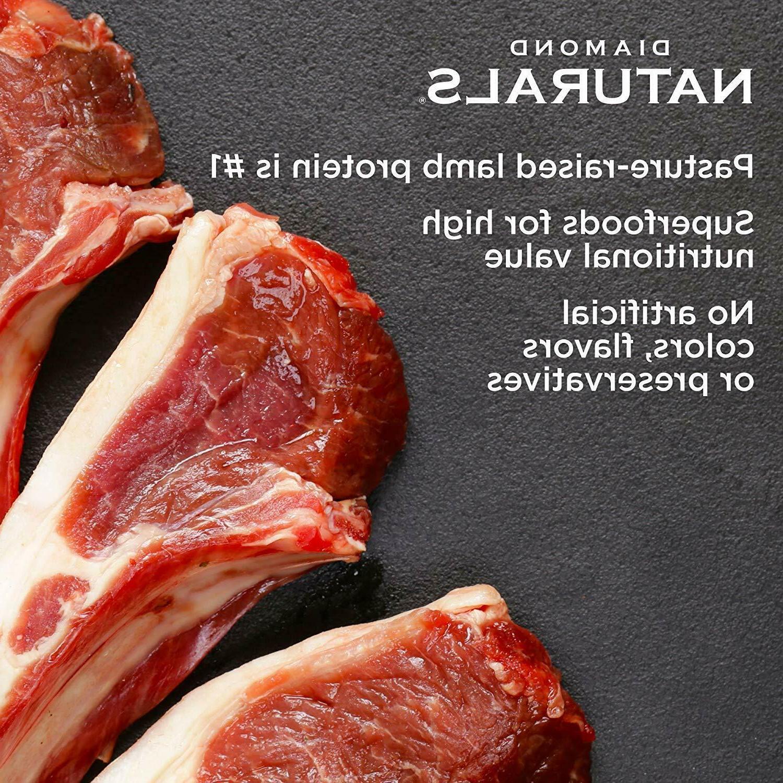 Diamond Lamb Meat & Premium 6/20/40