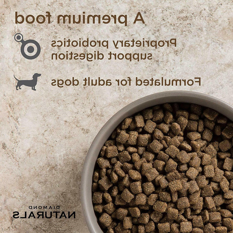 Diamond Meat & Premium Dry Dog For 6/20/40 lb