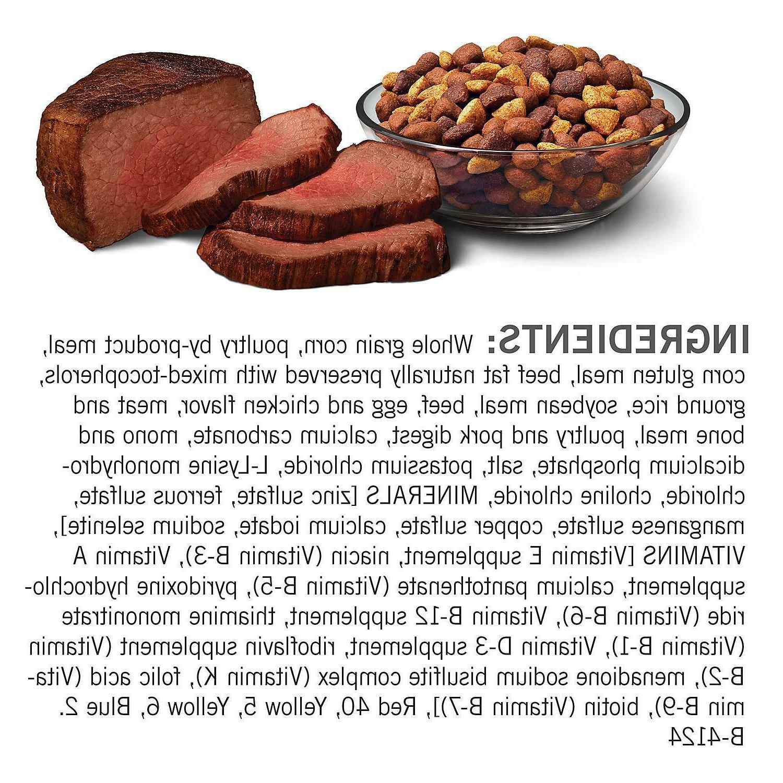 Purina Chow Adult Beef