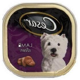 dog food lamb meaty juices