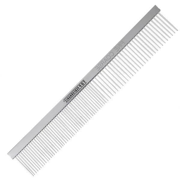 Dog Puppy Comb - Finish, Medium Coarse